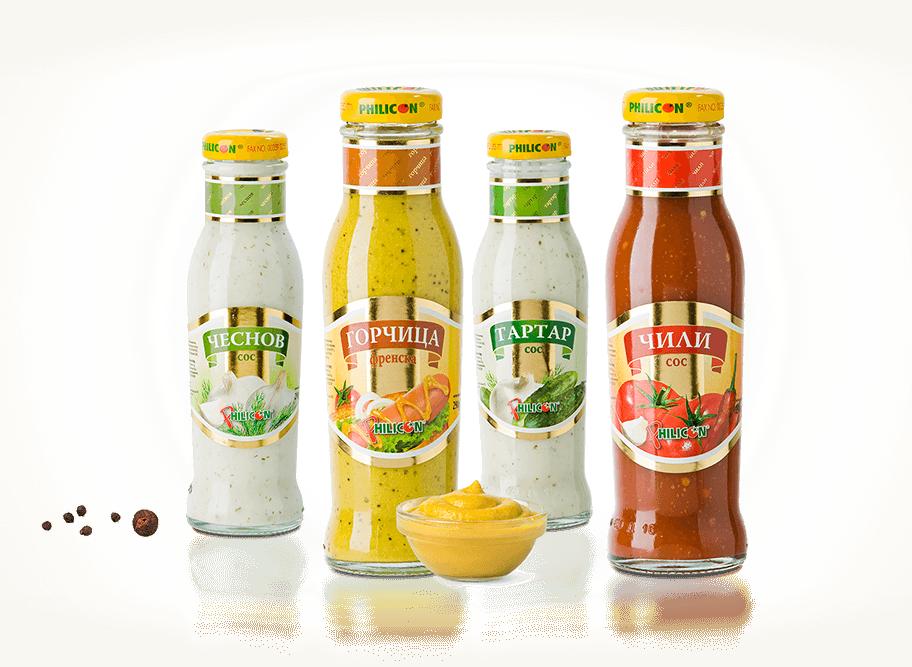 sauces bg